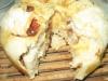 Pão com chouriço (sem levedar)