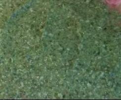 Variante de Pesto de Rúcula e Amêndoas
