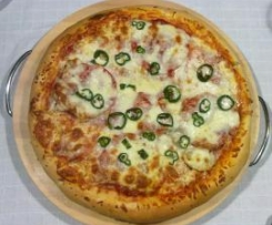 Pizza ao gosto de cada um
