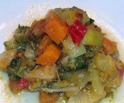 Estufado de Legumes