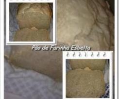 Pão de Farinha Esbelta