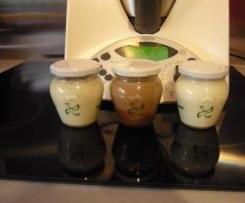 Iogurtes variados