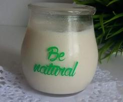 Iogurte líquido de soja