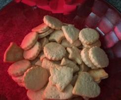 Biscoitos Manteiga