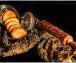 Biscoitos medievais