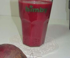 Healthy Smoothie - Vermelho