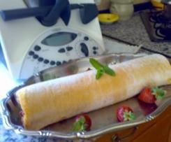 Torta de frutos silvestres