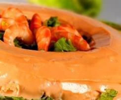 Mousse de camarão