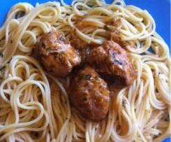 Frango Estufado com Esparguete na Varoma