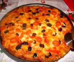Pizza Hut lá de casa
