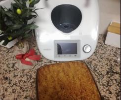 Bacalhau com Broa de Milho e Espinafres