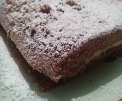 Torta Alfarroba