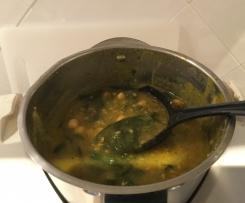 Sopa de linhaça