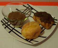 Mousse de chocolate sem açúcar adicionado