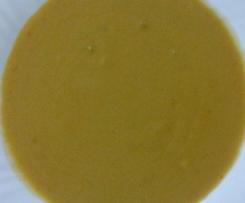 Sopa de alho françês