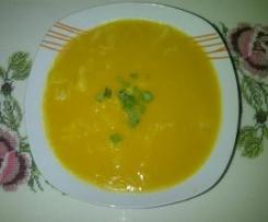 Sopa de Feijão Branco c/ Couve Lombardo