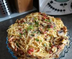 Bolo de Esparguete
