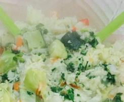 Primavera de arroz