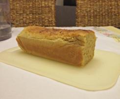 Pão de água com farinha de espelta