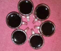 Jelly Shots de Papaia