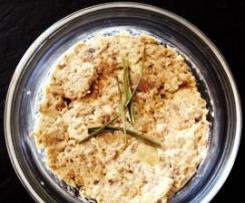 Paté de Cogumelos com Queijo da Ilha