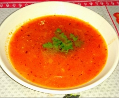 Sopa de Tomate a Madeirense