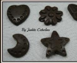 Bombons de chocolate (com ou sem recheio)