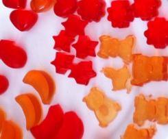Gomas de gelatina