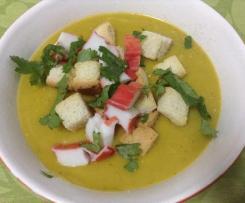 Sopa de peixe da Tânia