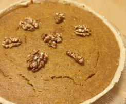 Variante Pumpkin Pie (Tarte Abóbora)