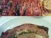 Rolo de carne recheado com espinafres e Mozzarella Fresco