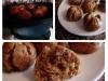 Bolinhos de Batata Doce Sem Gluten e frutos secos