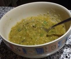 Salsa Verde Mexicana (Molho Verde picante)