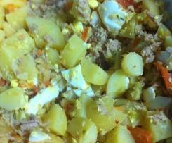 Salada Russa de Atum