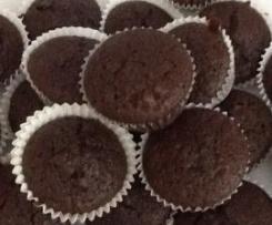 Cupcakes 2 chocolates