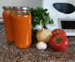 Polpa de Tomate com Cebola e Alho