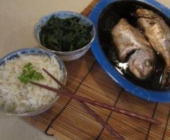 Peixe em Banho-Maria