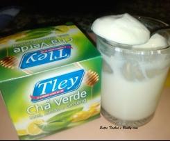 Iogurtes de Sabor a Banana,limao,mel e Gensing...