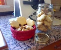 Bolachas de manteiga