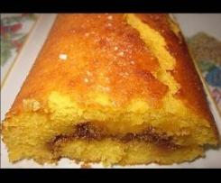 Torta de Tangerina