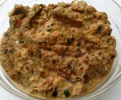 Paté de Atum e Azeitonas