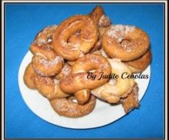 Argolas fritas (receita da minha avó)