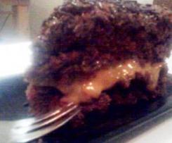 O meu bolo de Chocolate