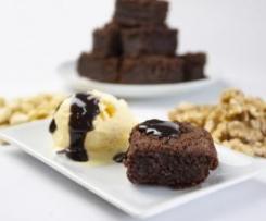 Brownies de Chocolate Sem Farinha (os melhores)