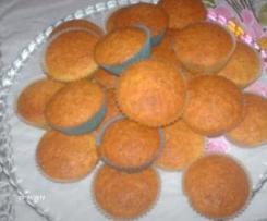 Queques de laranja