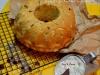 Pão doce de sultanas e sementes