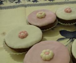 Cupcakes de Cenoura