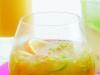 Caipirinha de tangerina e lima