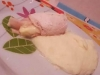 Bifes de Frango Recheados com Queijo e Fiambre na Varoma