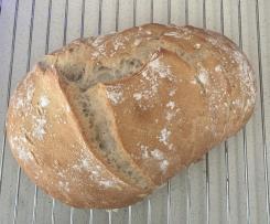 Pão rápido e bom